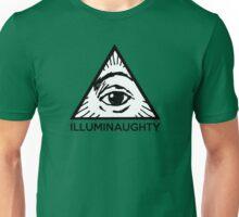 Illuminaughty - All Seing Eye Pyramid Unisex T-Shirt