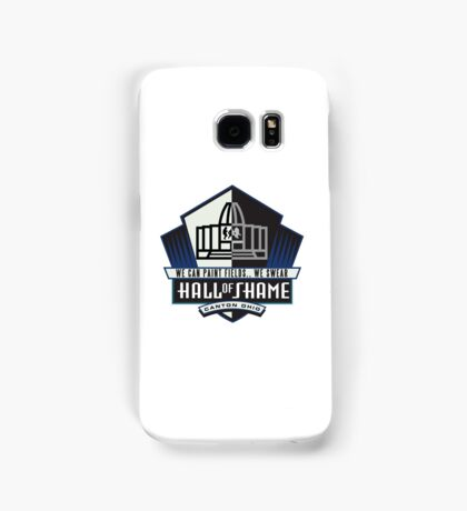 Pro Football Hall of Shame - Colts Colors Samsung Galaxy Case/Skin
