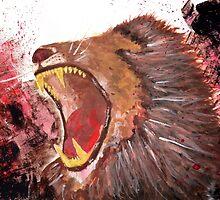 Lion's Roar by cadva