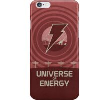 Universe of Energy iPhone Case/Skin