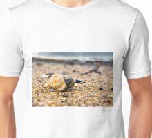 Shell on the pebble beach T-Shirt