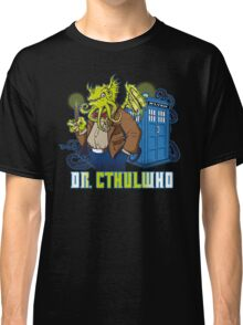 Dr. Cthulwho Classic T-Shirt