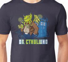 Dr. Cthulwho Unisex T-Shirt