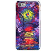 Initiation of thought by Darryl Kravitz iPhone Case/Skin