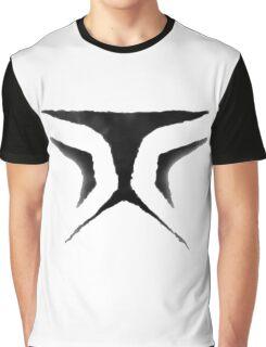Rorschach Clone Trooper Graphic T-Shirt