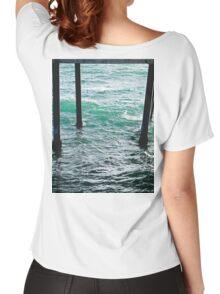 Redondo Beach Pier Legs  Women's Relaxed Fit T-Shirt