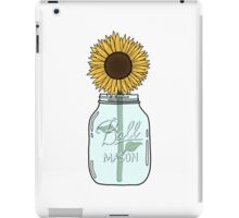 Sunflower iPad Case/Skin