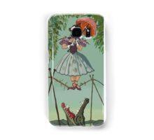 Haunted Mansion Tightrope Girl  Samsung Galaxy Case/Skin