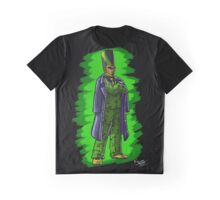 Human Perfect Cell Graphic T-Shirt