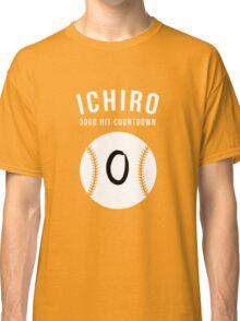 Ichiro 3000 Shirt - Ichiro 3000 Countdown Shirt Classic T-Shirt