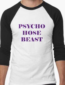 Psycho Hose Beast Men's Baseball ¾ T-Shirt