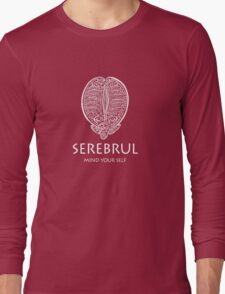 Serebrul - Mind yourself. Long Sleeve T-Shirt