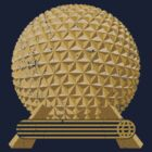 EPCOT Icon: SE by scbb11Sketch