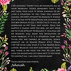 Something For Jehovah To Do by JW Arts & Crafts