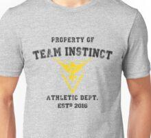 Team Instinct Athletic Dept Unisex T-Shirt