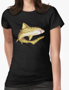 A Shark Womens Fitted T-Shirt