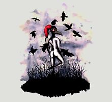 Dancing With Crows Unisex T-Shirt