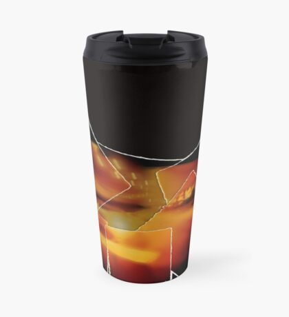 vanishing point Travel Mug