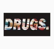 Drugs Black by PREMO-TEES