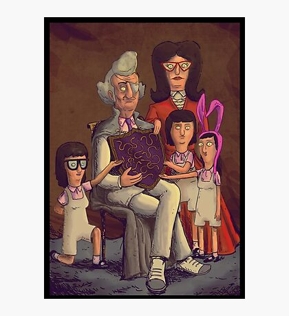 Fischoeder Family Portrait Photographic Print
