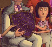 Fischoeder Family Portrait Sticker