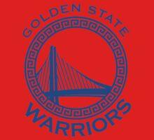 Golden state warrior Kids Tee
