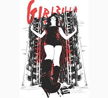 Girlzilla Women's Fitted V-Neck T-Shirt