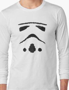 Rorschach Storm Trooper Long Sleeve T-Shirt