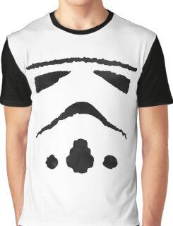 Rorschach Storm Trooper Graphic T-Shirt