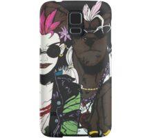 Tank Girl and Booga Samsung Galaxy Case/Skin