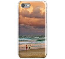 Currumbin Beach open space iPhone Case/Skin