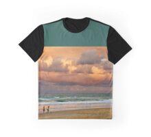 Currumbin Beach open space Graphic T-Shirt
