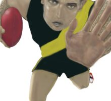 Dustin Martin - Richmond Football Club caricature Sticker