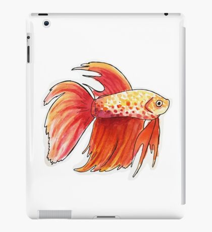 Fish 3 iPad Case/Skin