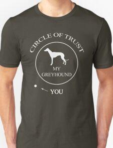 Funny Greyhound Dog Unisex T-Shirt