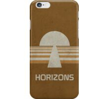 Horizons iPhone Case/Skin