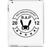 BAP 2012 iPad Case/Skin