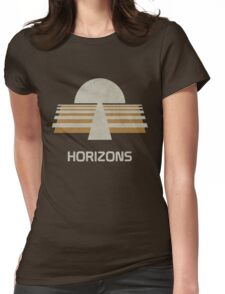 Horizons Womens Fitted T-Shirt