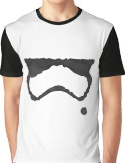 Rorschach First Order Storm Trooper Graphic T-Shirt