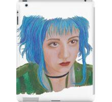 Scott Pilgrim - Ramona Flowers iPad Case/Skin