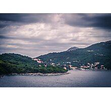 Dubrovnik Landscape Photographic Print