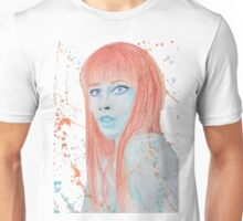 Quandry - Watercolor and Prismacolor Unisex T-Shirt