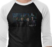 4817 Crew Men's Baseball ¾ T-Shirt