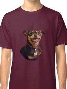 Just My Happy Face Classic T-Shirt