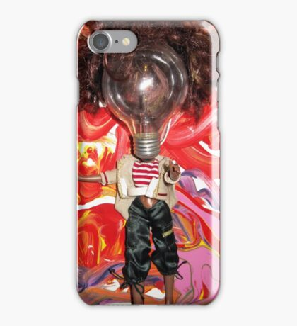 A Sexy Idea by Darryl Kravitz iPhone Case/Skin