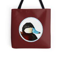 Ruddy Duck Tote Bag