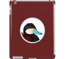 Ruddy Duck iPad Case/Skin