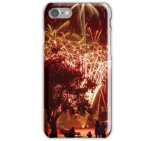 Fireworks and Spectators iPhone Case/Skin