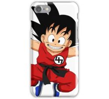 Kid Goku 47 Lifestyle iPhone Case/Skin