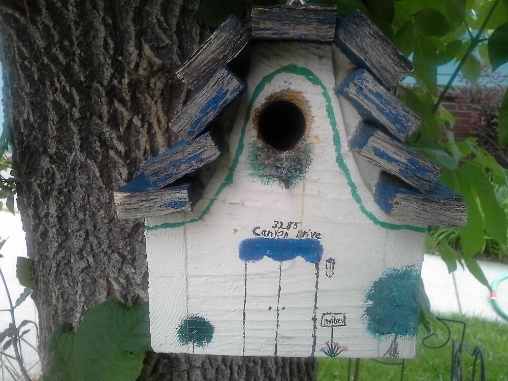 no vacancy at the bird motel.... by Deborrah55